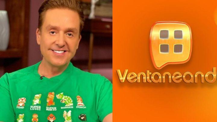 """¡Arde TV Azteca! Bisogno habla de más y lo traicionan en 'Ventaneando': """"Te gustan los hombres"""""""