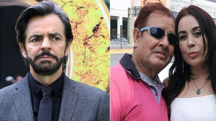 """Sammy Pérez: Eugenio Derbez arremete contra novia del actor de Televisa en 'VLA': """"Yo lo ayudé"""""""