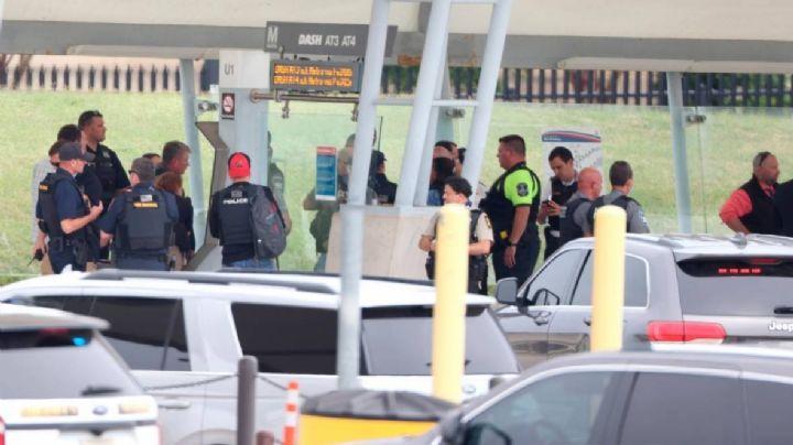 Reportan la muerte de un oficial tras tiroteo en las inmediaciones de El Pentágono