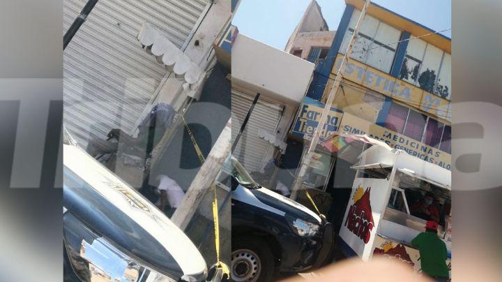 Terrible deceso: Por causas extrañas, bolero fallece en pleno centro de Guaymas