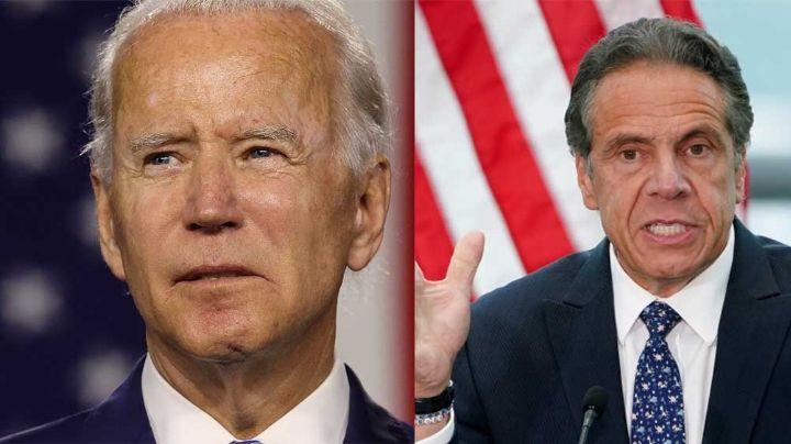 Cuomo, gobernador de NY, acusado de acoso; el presidente Biden pide su renuncia