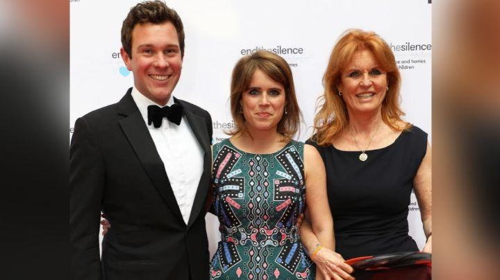 ¡Escándalo en la Corona! Sarah Ferguson habla de la 'infidelidad' a nieta de la Reina Isabel II