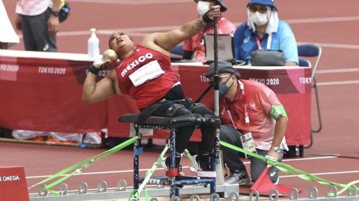 ¡Medalla de plata para México! Gloria Zarza arrasa en los Juegos Paralímpicos de Tokio 2020