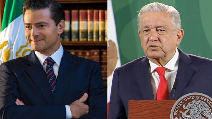 """Sin filtros: AMLO revela íntima conversación que tuvo con EPN; fue un """"payaso traicionado"""""""