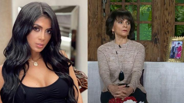 Tiembla Edwin: Chapoy tunde a Kimberly Flores en TV Azteca ¿y confirma amorío con actor de Televisa?