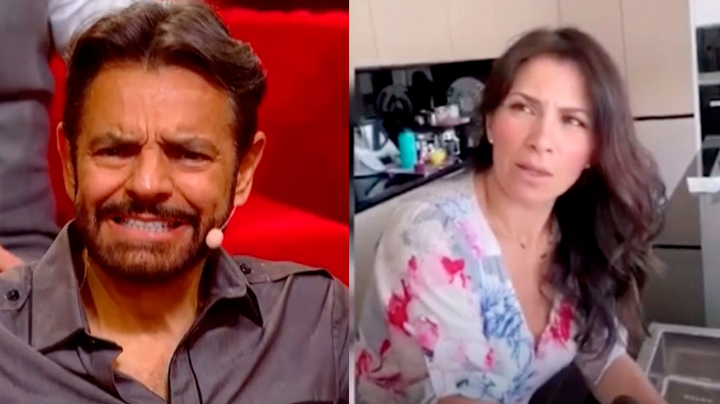 """""""¿Qué haces?"""": Alessandra Rosaldo 'estalla' en redes con 'duro reclamo' a Eugenio Derbez"""