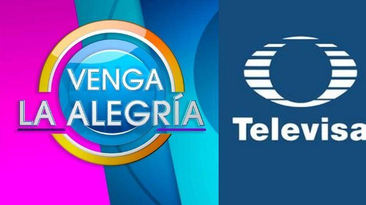 Shock en TV Azteca: Exhiben VIDEO de conductora de 'VLA' ¿en pleno romance con actor de Televisa?