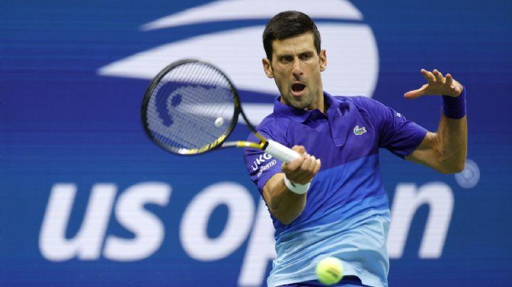 ¡Sólido arranque! Novak Djokovic supera a Holger Rune y avanza en el US Open