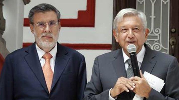 Otra pérdida para AMLO: Reportan renuncia de Julio Scherer a la Consejería Jurídica