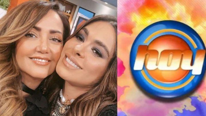 ¿La corrió de 'Hoy'? Andrea Legarreta humilla a Galilea Montijo en Televisa y le recuerda su pasado
