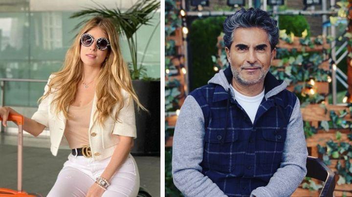 ¡Romance en Televisa! 'El Negro' Araiza llenaría de lujos a Margarita Vega, su novia 20 años menor