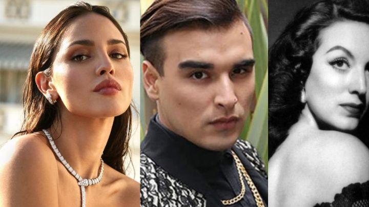 Sobrino de María Félix estalla y confiesa si Eiza González protagonizará cinta de 'La Doña'