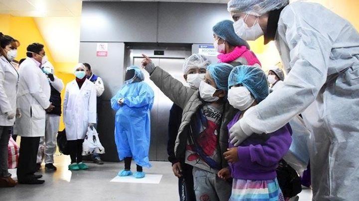 A días del regreso a clases de AMLO, México registra más de 600 muertes de niños por Covid-19