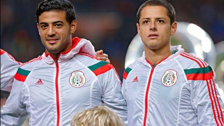 Vela y 'Chicharito' encabezan al 11 de la MLS que enfrentará a las estrellas de la Liga MX