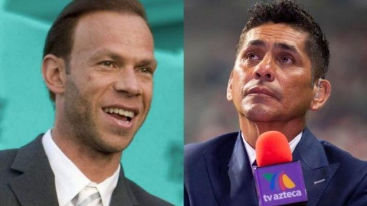 Zague revienta a Talavera por la derrota de México ante EU; Jorge Campos lo defiende