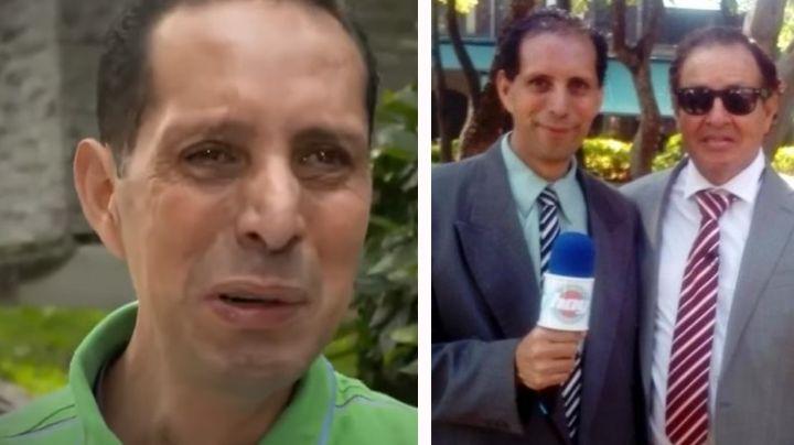 """Miguel Luis reaparece en 'Hoy' devastado y llora por la muerte de Sammy Pérez: """"Es algo duro"""""""