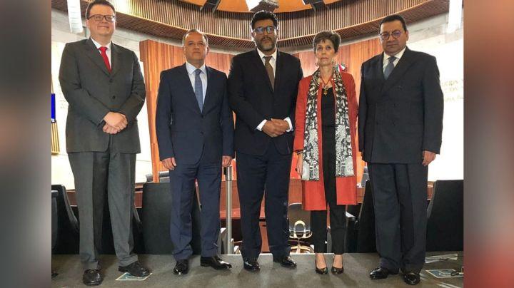 Reyes Rodríguez responde tras su nombramiento como presidente del Tepjf