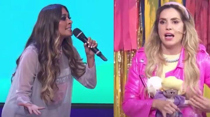 """""""Lárgate de Televisa"""": Galilea Montijo pone en su lugar a Escalona en 'Hoy' ¡y casi se golpean!"""