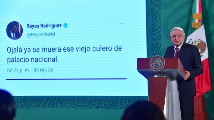 """¿Lo hackearon? Reyes Rodríguez, presidente del Tepjf, niega llamar """"viejo cul..."""" a AMLO"""