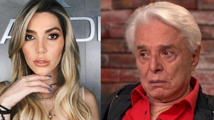 ¡Sufrió abuso! Actriz de TV Azteca 'hunde' a Enrique Guzmán y manda 'recadito' a Frida Sofía