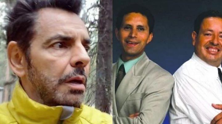 Tras muerte de Sammy, Miguel Luis cambia a Televisa por 'VLA' y confiesa esto de Eugenio Derbez