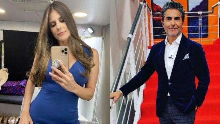 """Actriz que flechó a Raúl Araiza habla de su relación con el conductor de 'Hoy': """"Vivimos felices"""""""