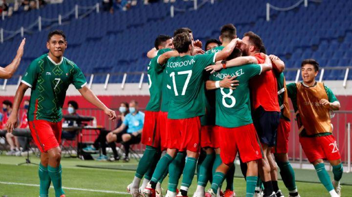 ¡Viva México! Con un 3-1, el Tri vence a Japón y se queda con la presea de bronce en Tokio 2020