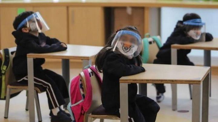 Covid-19: OMS y Unicef, a favor del regreso a clases presenciales para ciclo escolar 2021-2022