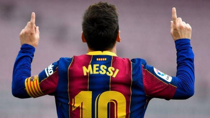 Lionel Messi: Así se despidieron algunos compañeros y excompañeros del Barcelona