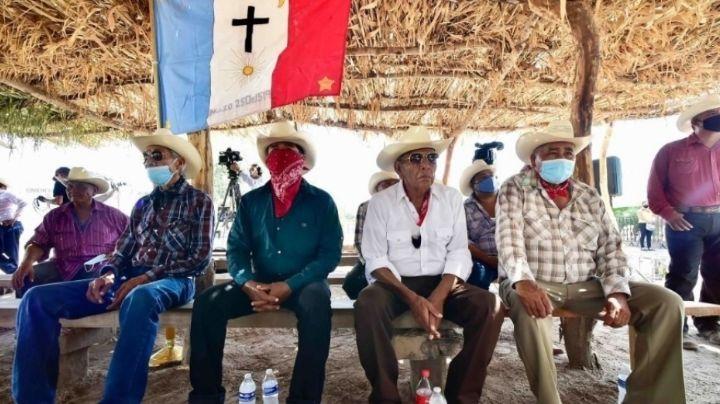 """Caos en la Tribu Yaqui: Acusan que se firmaría el """"robo"""" de agua del Acueducto Independencia"""