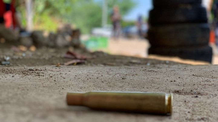 Bácum: Mujer resulta lesionada con balas perdidas tras balacera en el Campo 60