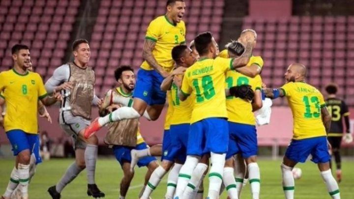 Brasil, la scratch du oro en Tokio 2020 al derrotar a España; es el quinto bicampeón olímpico