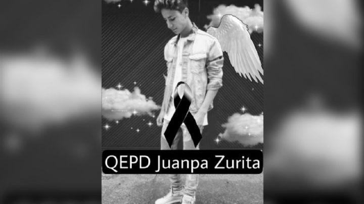 ¡Fake news! Usuarios en redes le dan el último adiós a Juanpa Zurita y explican la razón