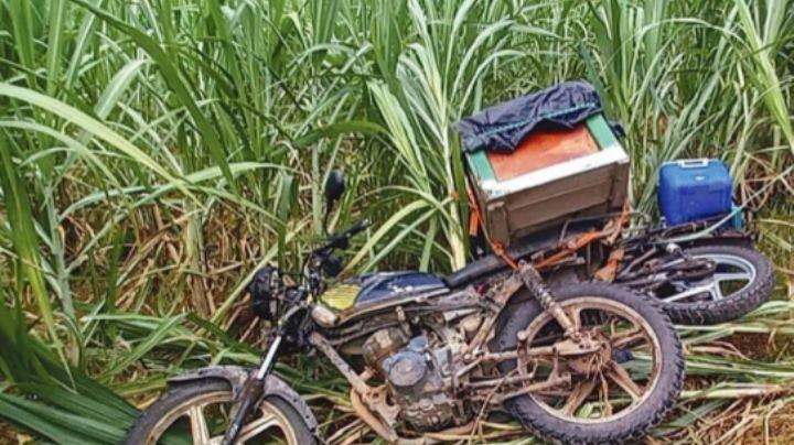 Gatilleros balean a 2 hermanos que viajaban en motocicleta; ambos fallecieron
