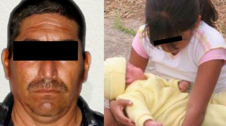 De pesadilla: Fortino rapta a su hijastra de 11 años y abusa brutalmente de ella; la embarazó