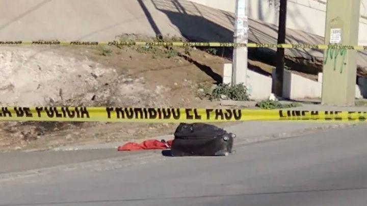 Terror en Tijuana: Abandonan restos humanos junto a narcomensaje; suman 10 homicidios en 24 horas