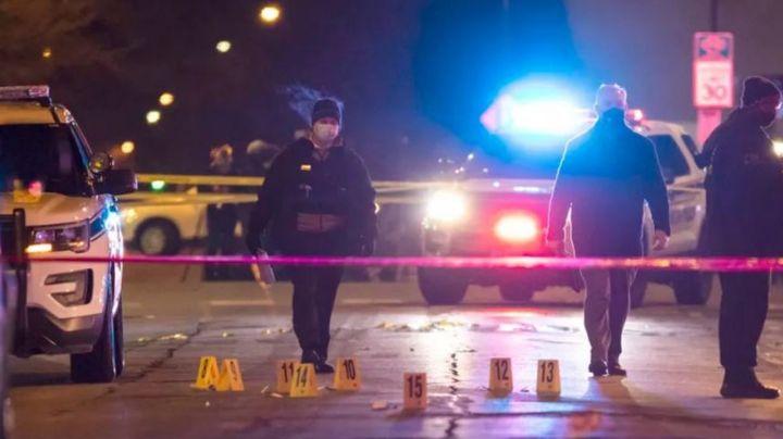 Luto en EU: Asesinan a mujer policía durante tiroteo en Chicago; reportan grave a otro oficial