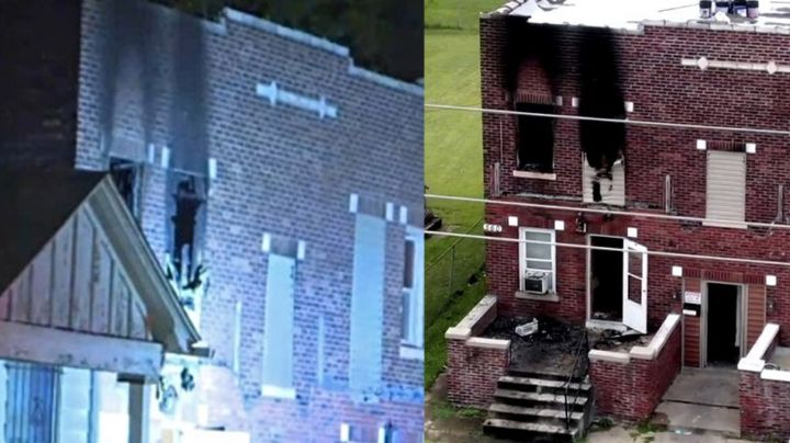 Tragedia: 5 niños de entre 2 y 9 años mueren en brutal incendio en casa; su mamá trató de salvarlos