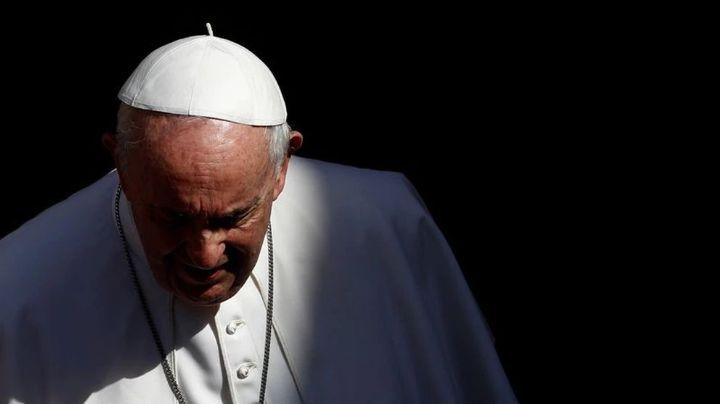 ¡De no creerse! Detectan posible amenaza para el Papa Francisco; le enviaron 3 proyectiles
