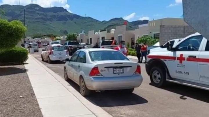 Comando armado irrumpe vivienda en Guaymas para acribillar a un hombre