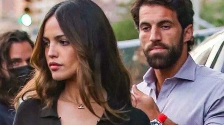 VIDEO: Eiza González se escapa a México y es captada al lado de su novio Paul Rabil