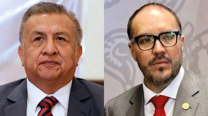 Saúl Huerta y Mauricio Toledo podrían ser desaforados; legisladores aprueban periodo extraordinario