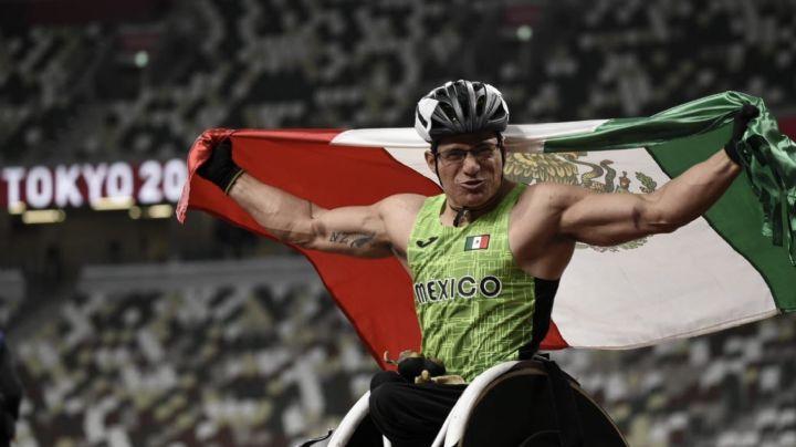 ¡Orgullo nacional! Pablo Cervantes gana bronce para México en los Paralímpicos de Tokio 2020
