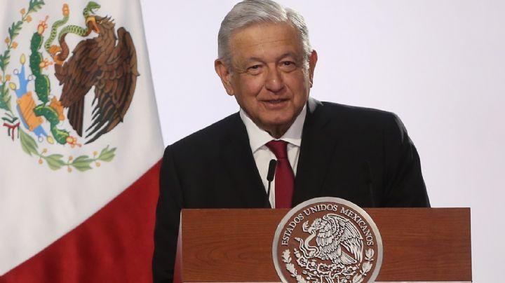 """AMLO, 'sin miedo' ante la Consulta Popular de revocación de mandato del 2022: """"Vamos bien"""""""