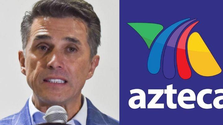 ¡A la cárcel! Actor de Televisa preso por 'abusar' de su hija 'hunde' a Sergio Mayer en TV Azteca