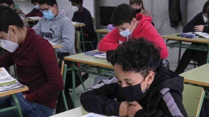 Suspenden clases presenciales en secundaria de Morelos por un posible caso de Covid-19