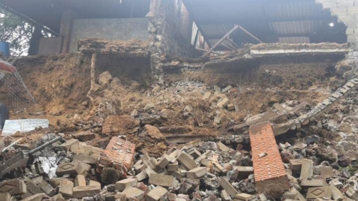 CDMX: Al menos cuatro perros mueren sepultados en un refugio de Xochimilco