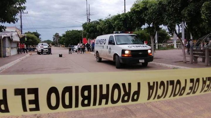 Hombres armados le quitan la vida a 'El 24' por calles de Navolato, Sinaloa