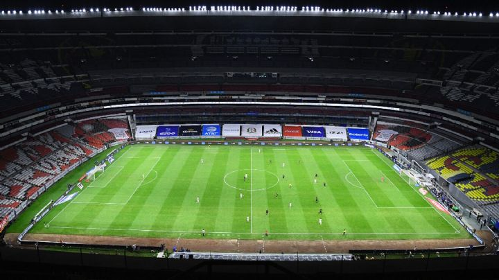 Estadio Azteca tendría 75 por ciento de aforo para los juegos de eliminatorias del Tri