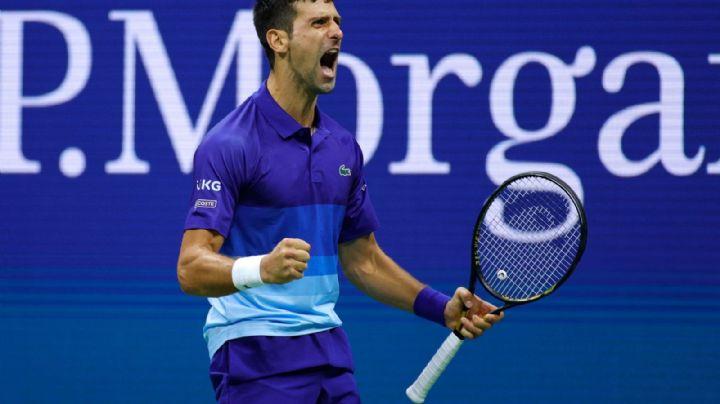 ¡Hazaña a la vista! Djokovic derrota a Zverev y va a la final del US Open